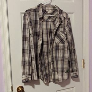 Style & Co Flannel